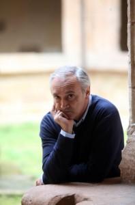 entrevista a angel villa en el museo arqueologico oviedo 21 01 16 foto alex piña