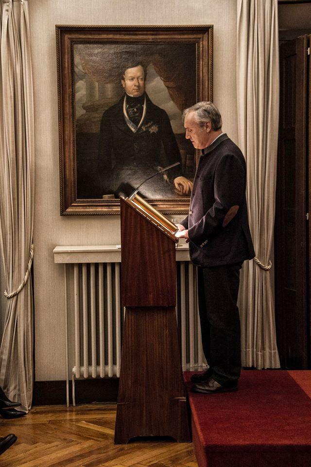 Ángel Villa Valdés Arqueólogo y nuevo miembro del RIDEA