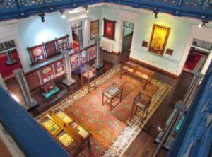 Algunas de las estancias del Archivo de Indianos de Colombres