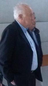 Ángel Concheso, renueva su cargo de Tesorero