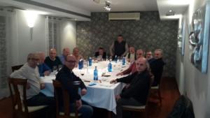 Tertulia 17 en El Cenador del Azul