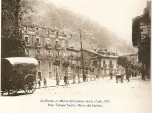 La Pasera de Mieres en el año 1915