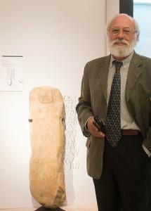 El conferenciante Miguel Ángel de Blas Cortina