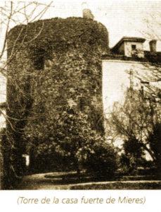 Torre del palacio de Camposagrado