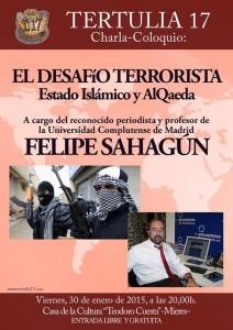 201501-Conferencia Felipe Sahagún